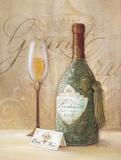 Estate Wine Poster by Angela Staehling