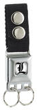 "Death Note - ""L"" Seatbelt Buckle Keychain Keychain"