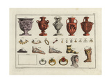 Greek and Thessalian Accessories Giclee Print by Robert von Spalart