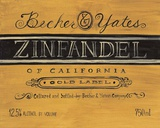 Zinfandel II Posters by Angela Staehling