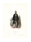 Abdul Medjid-Khan, Sultan of Turkey Giclee Print by Polydor Pauquet