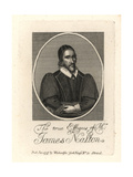 James Nalton, Presbyter Preacher Giclee Print by J. Chantry