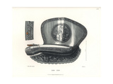Steel Buckler or Shield for a Rennen Joust, 16th Century Giclee Print by Jakob Heinrich Hefner-Alteneck