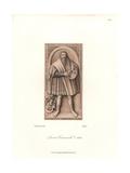 Lucas Cranach, German Artist Giclee Print by Jakob Heinrich Hefner-Alteneck