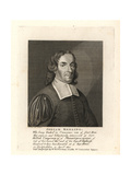 Josiah Keeling, Discoverer of the Rye-House Plot, 1683 Giclee Print by R. White