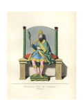 Boniface III, Margrave of Tuscany Giclee Print by Paul Mercuri