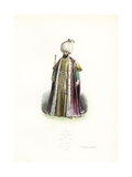 Selim Ii, Sultan of the Ottoman Empire Giclee Print by Polydor Pauquet