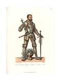 Count Eitel Frederick IV of Hohenzollern Giclee Print by Jakob Heinrich Hefner-Alteneck