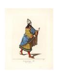 Frederick III, Holy Roman Emperor, 1415-1493 Giclee Print by Paul Mercuri