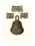 Hand Bell Giclee Print by Jakob Heinrich Hefner-Alteneck