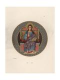 Medieval Queen on Her Throne Giclee Print by Jakob Heinrich Hefner-Alteneck