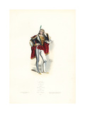 Nobleman of Venice, 15th Century Giclee Print by Polydor Pauquet