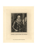 George Carew, Earl of Totnes Giclee Print