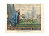 Persian Fire Worshipper of the Zoroastrian Religion Giclee Print