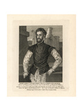 Edward Courtney, Earl of Devonshire, Died 1636 Giclee Print by Antonio More