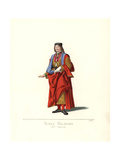 Nobleman of Milan, 15th Century Giclee Print by Paul Mercuri