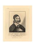 Reverend Obadiah Sedgewick, Presbyterian Preacher Giclee Print