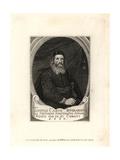 Thomas De Mobernan Carve, Tipperariensis Notarius Apostolicus Giclee Print by M. Ulismayer