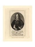 Mathew Stevenson, Poet Giclee Print by R. Gaywood