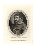 Martin Woodcock (John), Franciscan Martyr Giclee Print