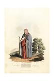 Saint Jestin Ab Geraint Giclee Print by Charles Hamilton Smith