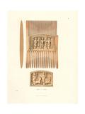 Comb of St Hildegard Giclee Print by Jakob Heinrich Hefner-Alteneck