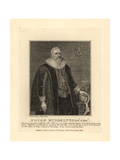 Sir Hugh Middleton, Bart Died 1631 Giclee Print by Cornelius Janssen