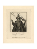 Hugh Peters, Presbyterian Preacher, Executed in 1660 Giclee Print