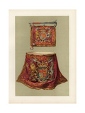 Silver State Trumpet and Kettledrum with the Royal Arms Giclee Print by Alfred James Hipkins
