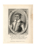 Michael Drayton, Poet Giclee Print by W. Woods