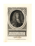 Stephen College, the Protestant Joiner Executed 1681 Giclee Print