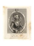 Arabella Stuart, Lady Seymour Giclee Print by J. W.