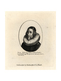 Henry Hastings, Earl of Huntingdon Giclee Print by Wenceslas Hollar