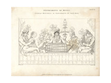 Pandean Minstrels at Vauxhall Gardens, Circa 1800 Giclee Print by John Lee