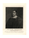 John Dolben, Archbishop of York, 1683 Giclee Print