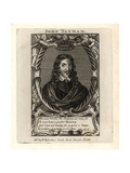 John Tatham, 17th Century Cavalier Poet Giclee Print by Robert Vaughan