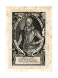 Henry Percy, Earl of Northumberland Giclee Print by F. Delaram