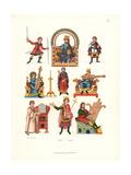 Illuminated Figures Giclee Print by Jakob Heinrich Hefner-Alteneck