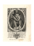 Sir Thomas Smith, Merchant and Russian Envoy Giclee Print by S. Pass