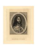 Thomas Bullaker, Alias John the Baptist, Religious Martyr Giclee Print