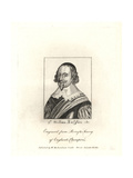 Sir William Balfore, Knight Lieutenant of the Tower, 1631 Giclee Print