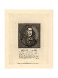 George Alsop, Aged 28, Author Giclee Print