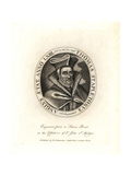 Thomas Stapleton, Theology Professor Lovan Giclee Print by W. Gaultier