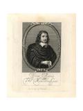 Thomas Middleton, Poet Giclee Print
