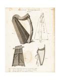 Harps Giclee Print