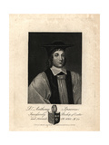 Anthony Sparrow, Bishop of Exeter and Norwich Giclee Print