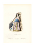 Greek Girl, 1825 Giclee Print by Polydor Pauquet