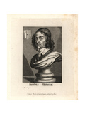 Jacobus Shirlaeus, James Shirley, Poet and Dramatist (1596-1666) Giclee Print by R. Gaywood