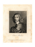 Edward Benlowes, Poet, Died 1686 Giclee Print by  Barlow