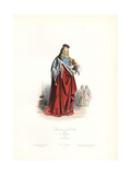 Knight of the Calza, Venice, 1506 Giclee Print by Hippolyte Pauquet